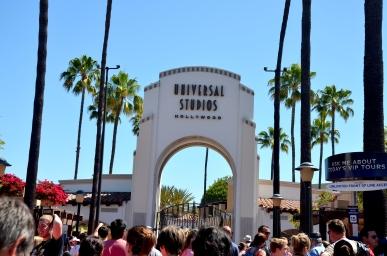 Universal Studios Entrance
